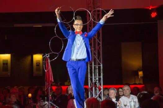 Zauberer Bühnenshow in Magdeburg für jede Feier