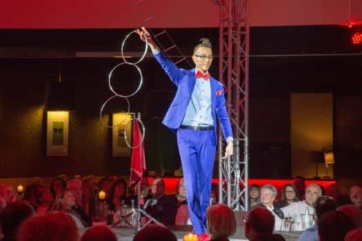 Jugendweihe Geburtstag oder Hochzeit - Magier in Naumburg