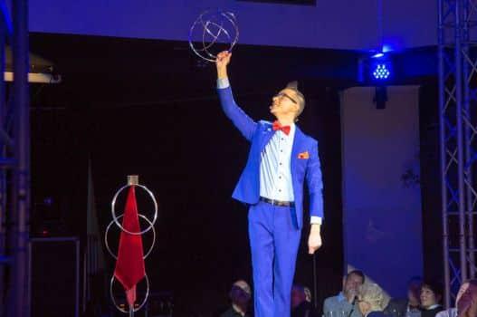 Zauberer in Halle Schkeuditz buchen