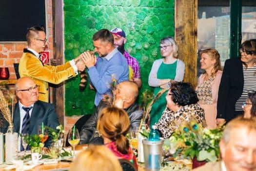 Zauberer in Leipzig für Hochzeit